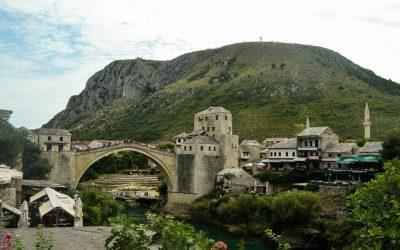 BOSNIE-HERZÉGOVINE | VISITE CULTURELLE DE MOSTAR