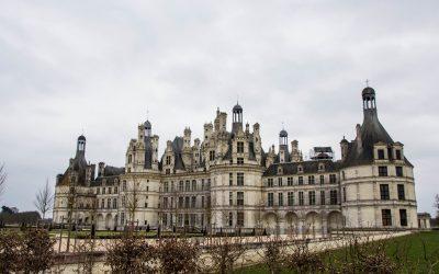 LOIRE | L'INCONTOURNABLE CHÂTEAU DE CHAMBORD