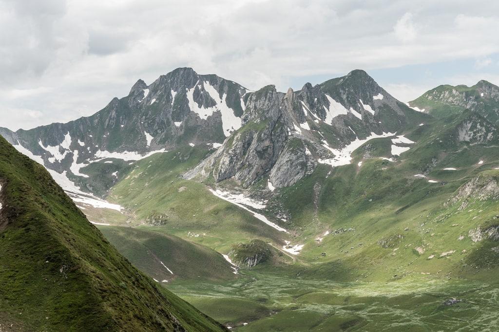 panorama montagnes