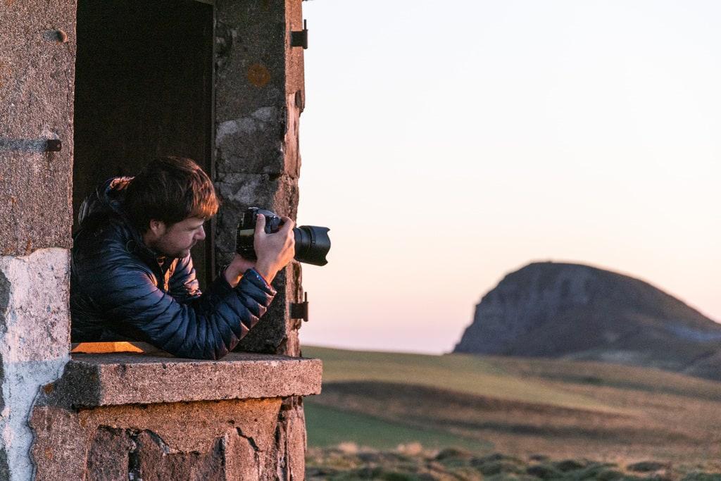 photographe cabane