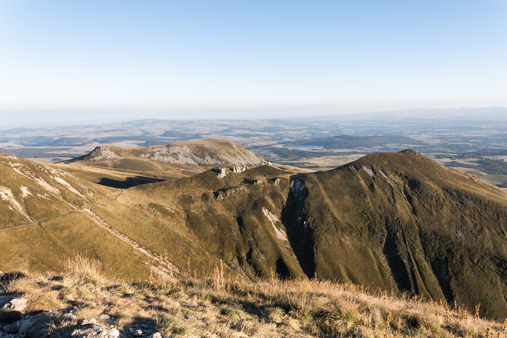 vue panoramique volcan