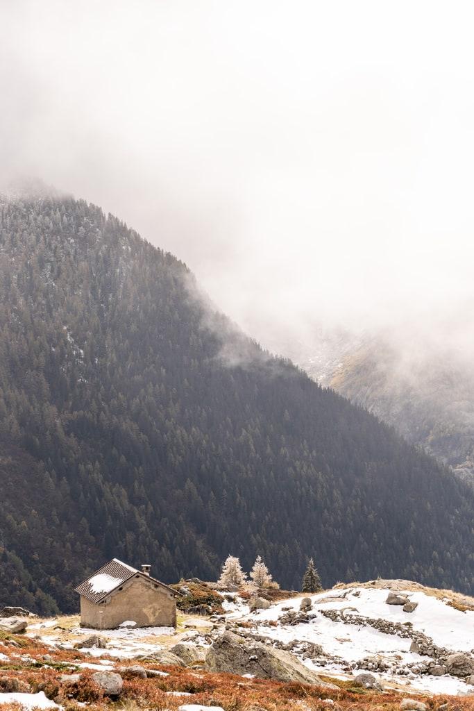 refuge montagne