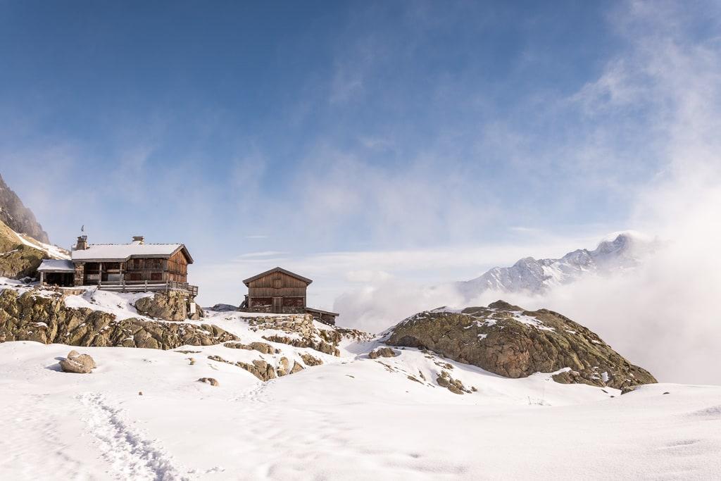 refuges montagne
