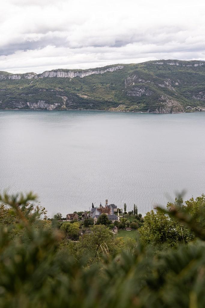 lac Bourget abbaye