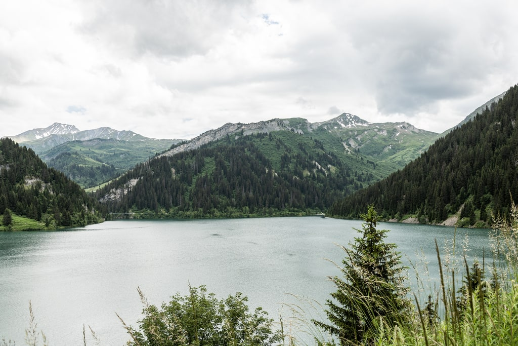 lac Guerin printemps