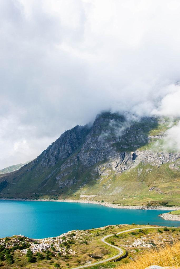 lac mont Cenis detail