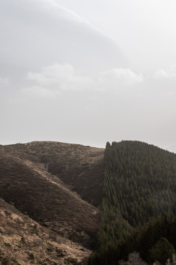 crete montagne
