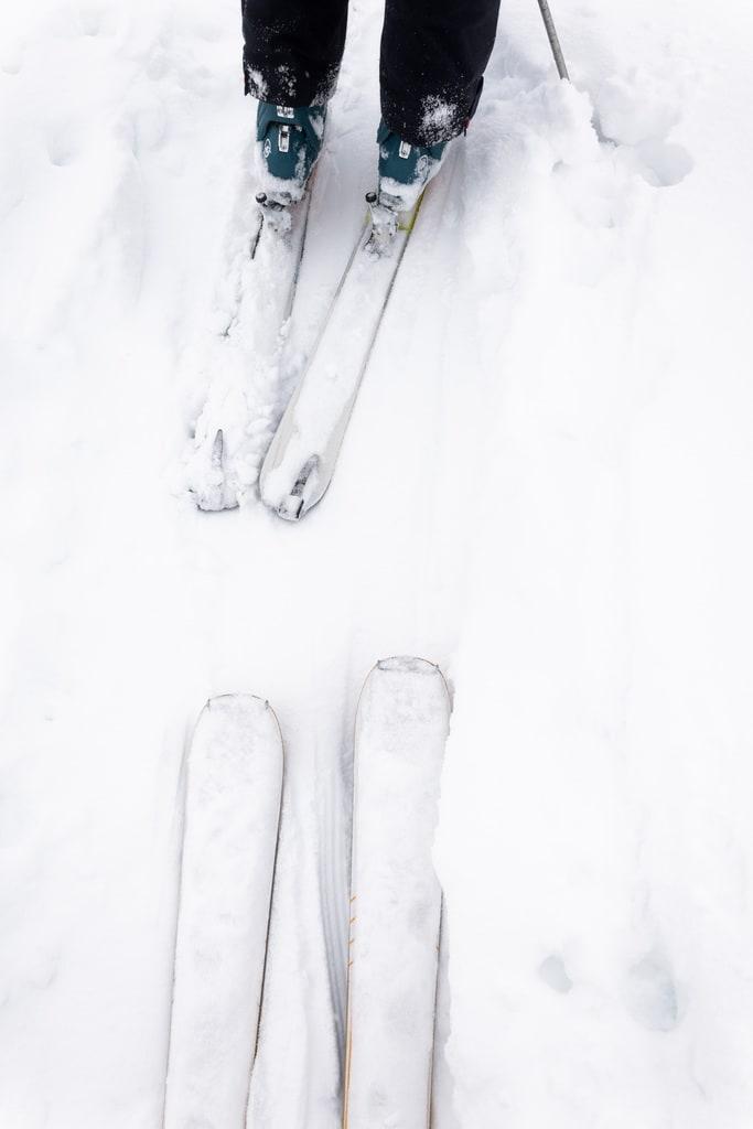details skis de rando