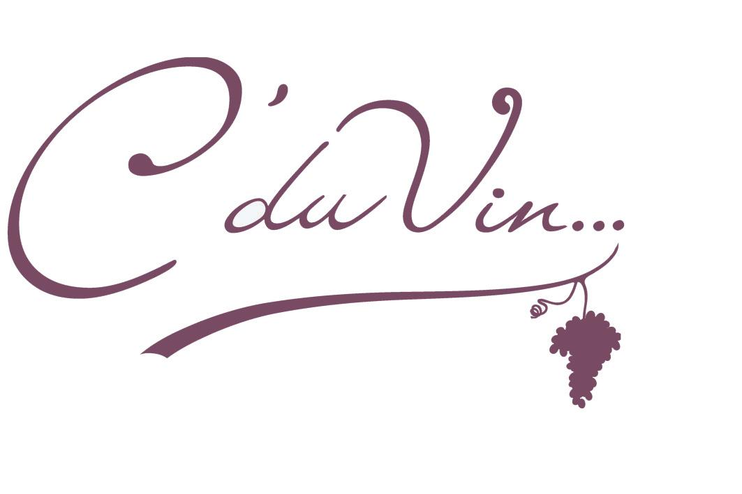 logo c du vin