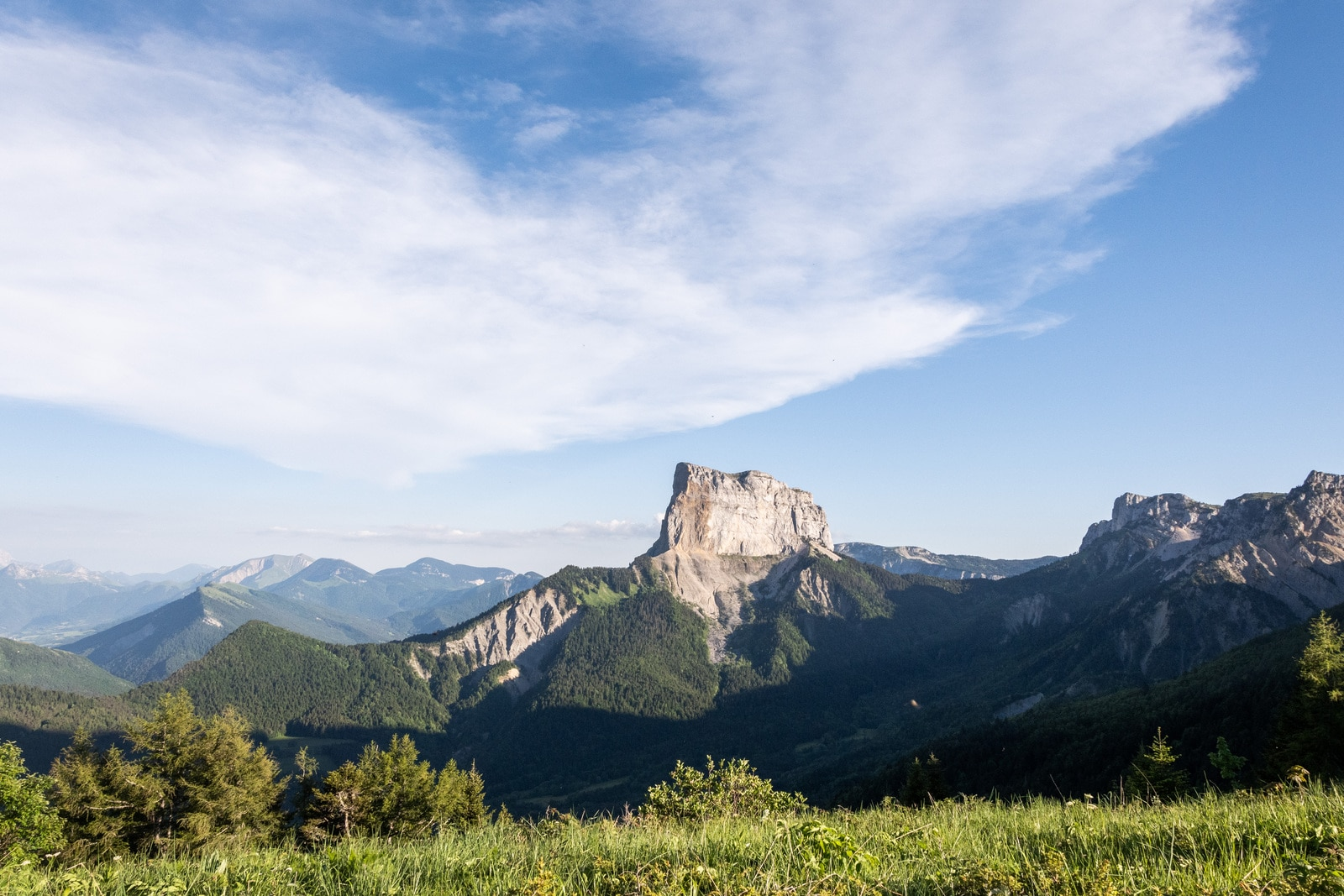 panorama mont aiguille