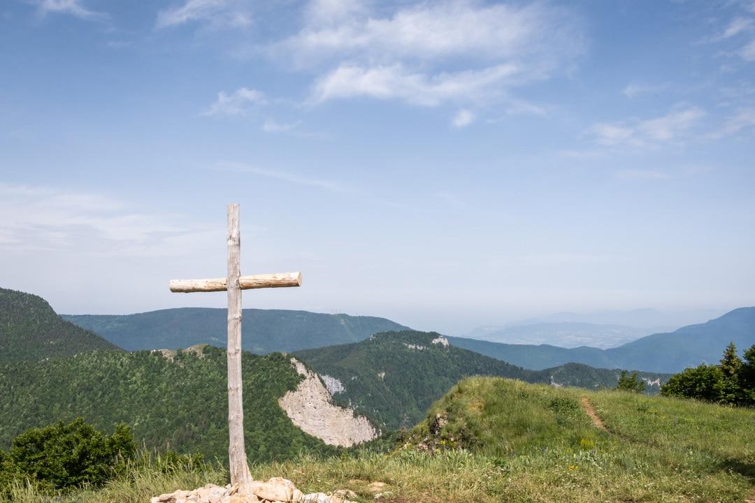 croix du mont joigny