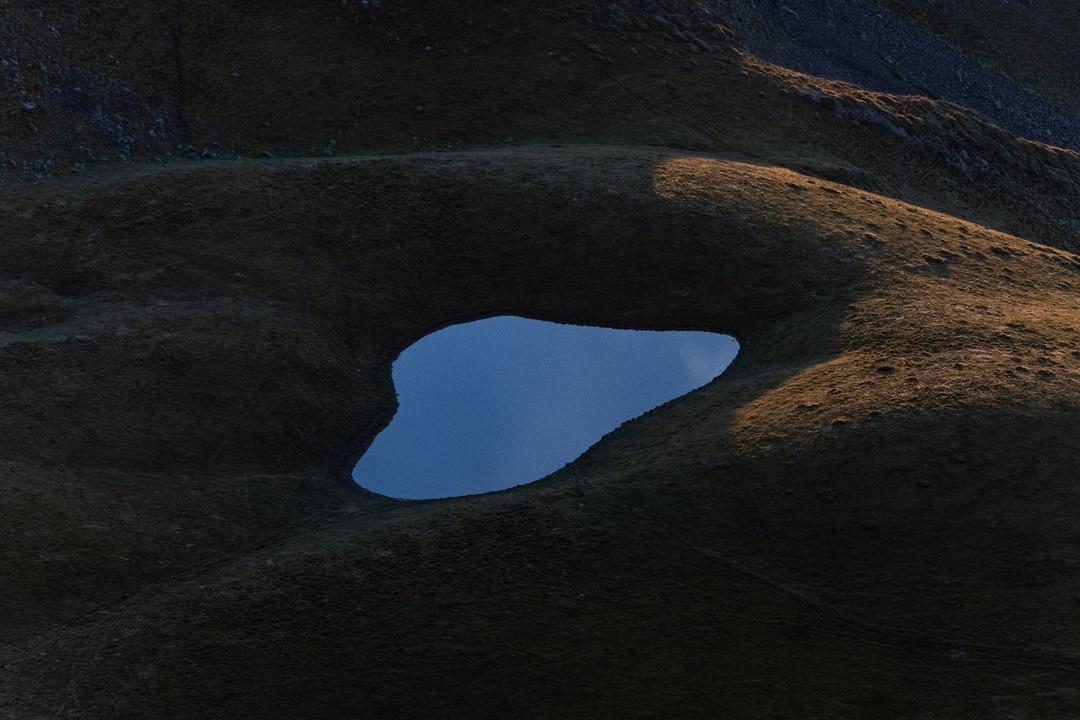 lac en contre bas