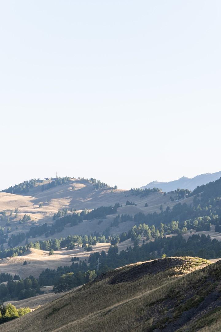 paysage vars