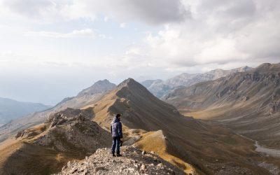 Hautes-Alpes | La Crête des Couniets
