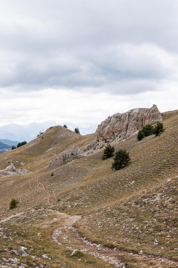 sentier randonnée